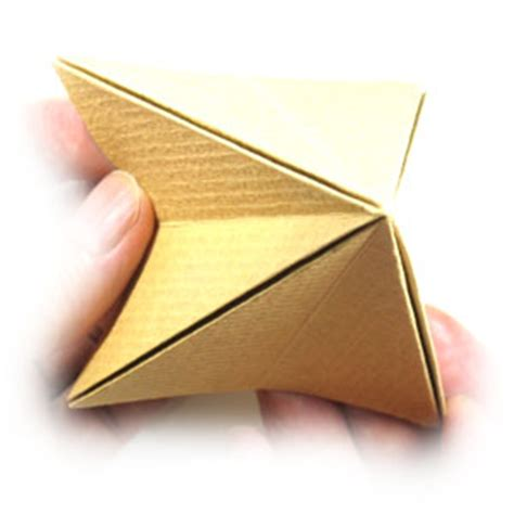 how to make a simple origami pyramid page 6