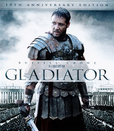gladiator film cast list russell crowe 2nd ary ramblings of a fevered mind