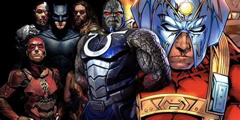 new gods can use darkseid better than justice league
