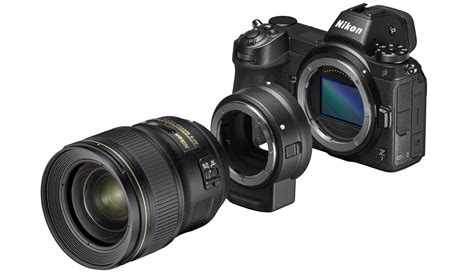 nikon releases z7 and z6 frame mirrorless cameras and z mount lenses cinema5d