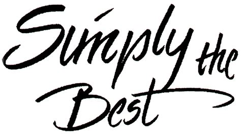 the simply the best lesson in a can 124 simply the best efl classroom 2 0