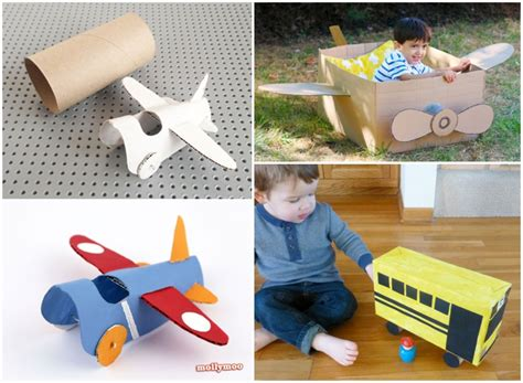cardboard box crafts for creating from our recycle bin 30 of the best cardboard