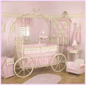 Carriage Baby Crib Cinderella Pumpkin Carriage Bed Simple Home Decoration