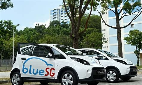 Electric Car Charging Station Singapore Electric Car Service To Roll Into Singapore