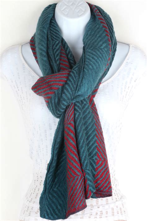 how to knit a striped scarf knitted striped scarf scarves