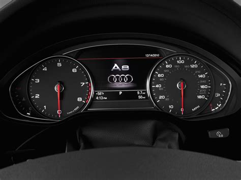 image 2011 audi a8 l 4 door sedan instrument cluster size 1024 x 768 type gif posted on