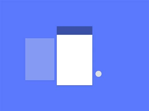google s material design animation exles keynote animation recreation by ben dunn dribbble