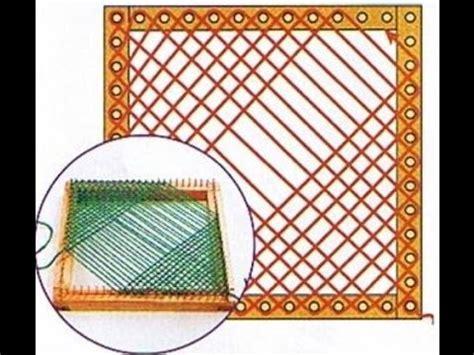 telares cuadrados telar cuadrado