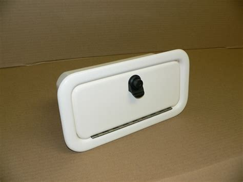 small boat glove box paragon plastics glove dash storage box off white
