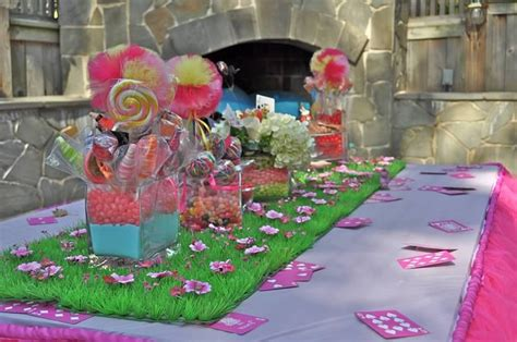 Candyland Table Decorations by Candyland Table Decor