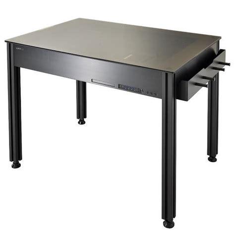 buy lian li dk q2 aluminum computer desk cases