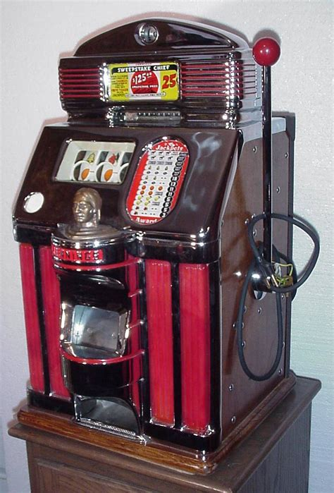 Sweepstakes Slot Machines - slotsetc com buying antique slot machines