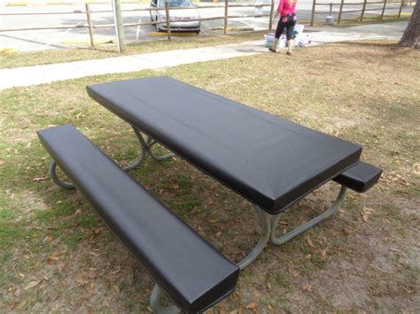 vinyl picnic table covers black vinyl fitted picnic table covers table covers depot