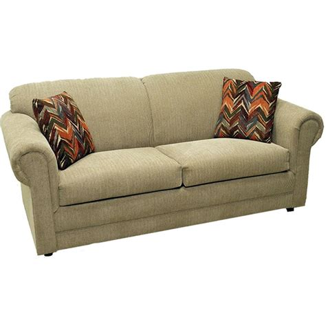 Lacrosse Sleeper Sofa Lacrosse Hayden Sofa Sleeper With Rolled Arms Mueller Furniture Sleeper Sofas