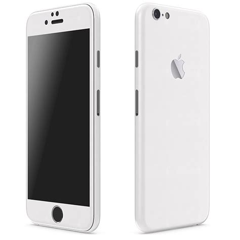 Iphone 6 Revolution White iphone 6 plus color collection white skins wraps
