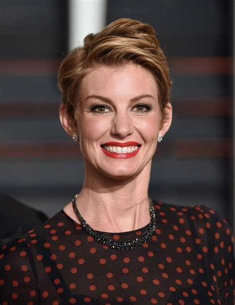 faith hill short hair 2015 faith hill messy cut short hairstyles lookbook stylebistro