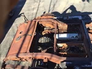 Vintage Rolls Royce Parts 1931 Rolls Royce 20 25 Chassis And Misc Parts For Sale