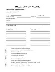 tailgate safety meeting template safety meeting quotes quotesgram