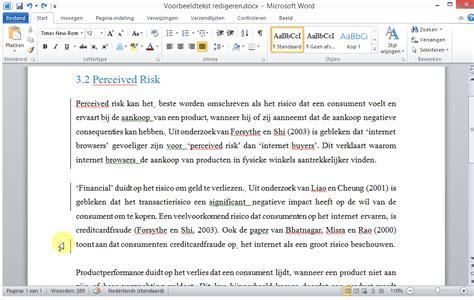 layout word verslag veelgestelde vragen