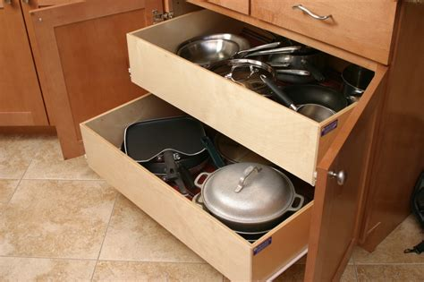 Pull Out Drawers For Kitchen Cabinets Kitchen The Pull Out Shelf Company