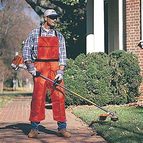 Landscaper Work Clothes Stihl Chapron Protective Work Wear For Sale At Landscape