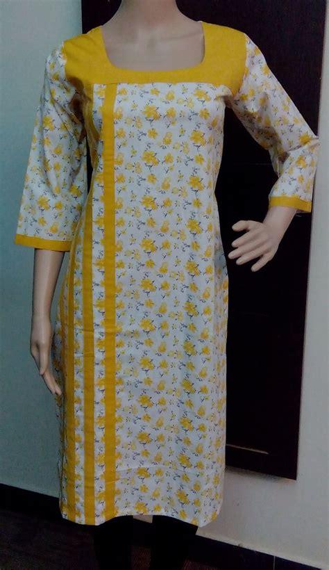 cotton dress design pattern 319 best chudi neck design images on pinterest blouse