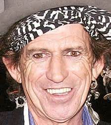 Keith Richards I Snorted My by I Did Snort My S Ashes But Only A Bit