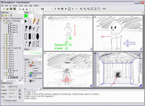 bagaimana membuat storyboard berbagi info sederhana software aplikasi membuat story
