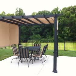 Metal Pergola Lowes by Great Pergola From Lowes Backyard Landscape Playground