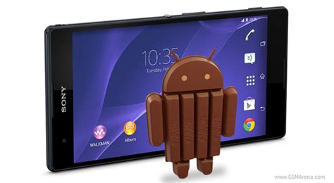 Hp Android Sony T2 Ultra sony xperia t2 ultra gets the android 4 4 2 update gsmarena news