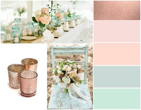 Wedding Color Palette by Wedding Colour Palette Inspiration Blush And Bowties