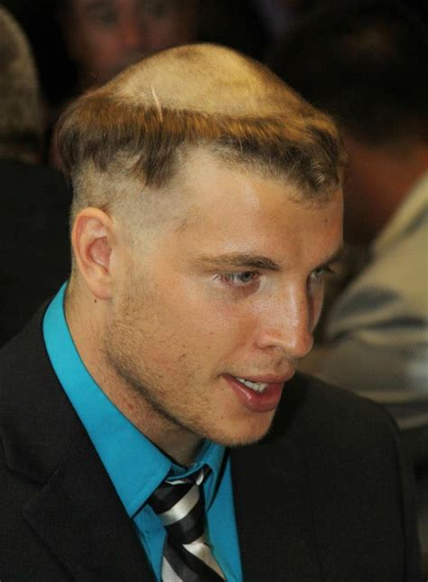 Patriots Rookies Showed Off Their Awful Haircuts at the