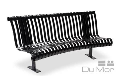 dumor bench curved bench ri93p dumor site furnishings
