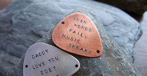 My Picks 5 by Personalised Treasures My Guitar On A Baltic