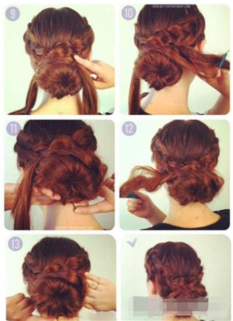 Wedding Hair Up Styles Step By Step by Wedding Updos Step By Step Step By Step Updo Hairstyles