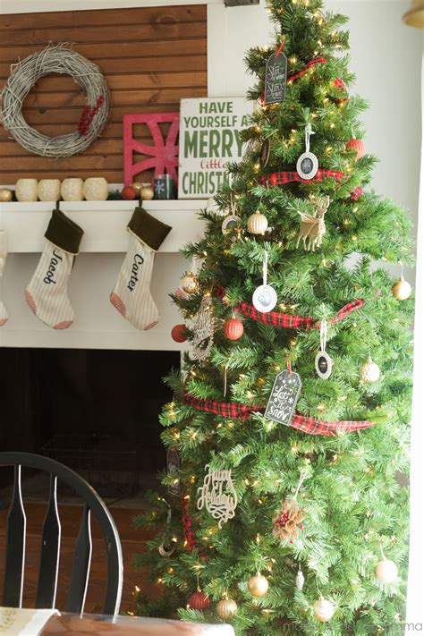 christmas home decor ideas with shutterfly made to be a