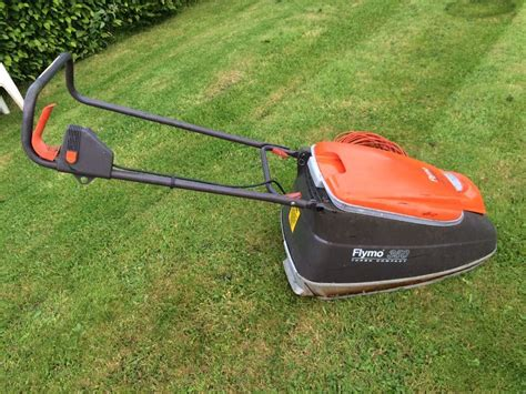 flymo 350 turbo lite flymo 350 turbo compact mower in sherborne dorset gumtree