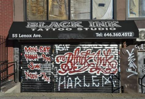 exclusive woman sues harlem tattoo shop after infection