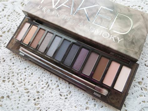 Decay In Palette decay smoky palette review swatches