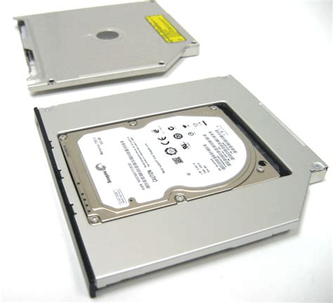 Macbook Unibody Second dualdrive for macbook unibody add a second drive to your laptop