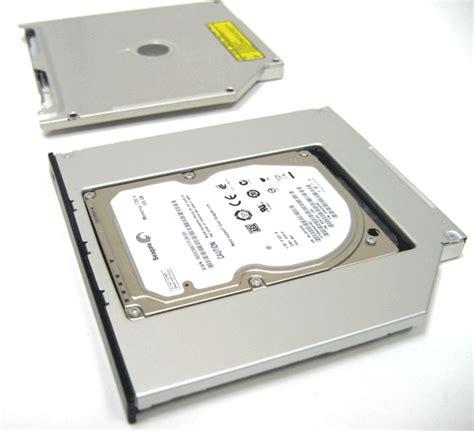 Macbook Unibody Second dualdrive for macbook unibody add a second drive to