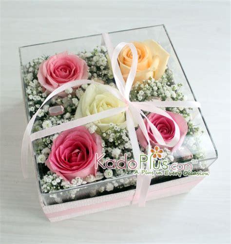Jual Bunga Box by Toko Bunga Yang Jual Tulip Di Jakarta Toko Bunga By