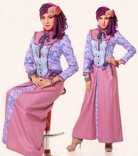 Batik Keluarga Umbrella pesona batik nusantara yang indah dan menawan untuk muslimah ide model busana