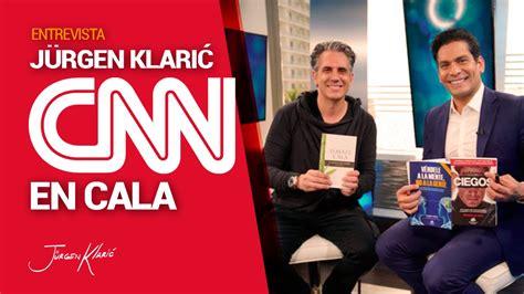 jurgen klaric biografia entrevista a j 252 rgen klarić en cnn con ismael cala youtube