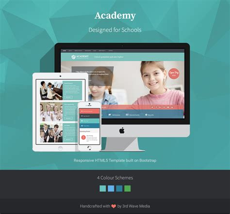 bootstrap v4 themes responsive bootstrap theme for schools