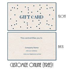 whatever you want gift card template diy free printable gift coupon give a gift from the