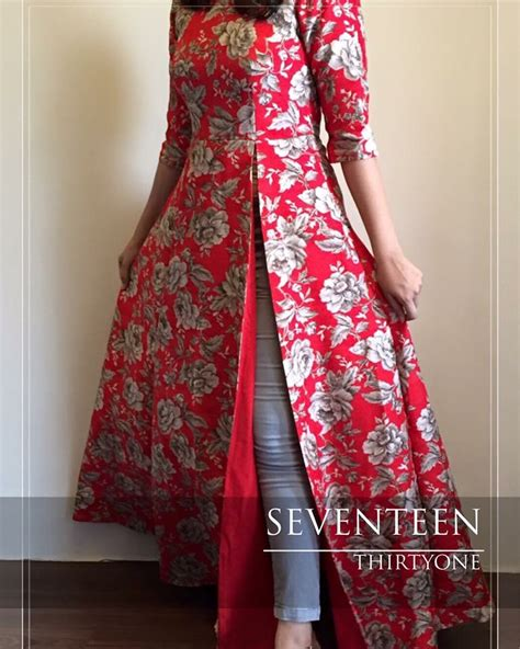 kurti pattern pinterest party wear kurtis malaika arora khan cheap salwar kameez
