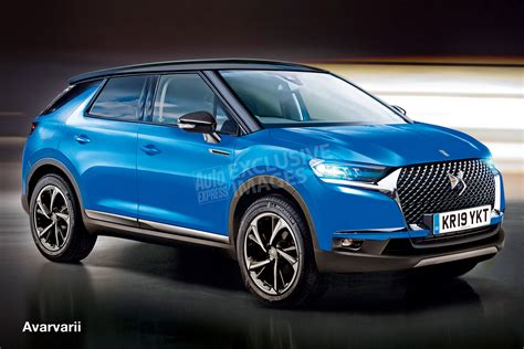 Q1 Top Kode E4493 1 new ds 3 crossback due in 2019 to rival mini countryman pictures auto express