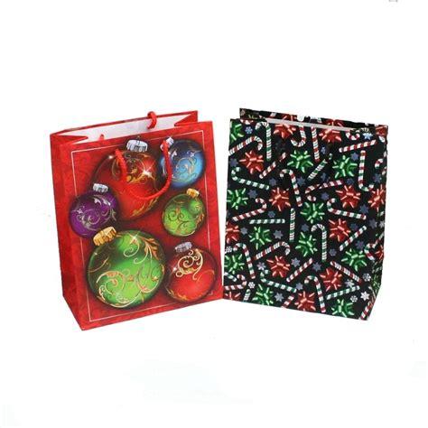 small christmas gift bags