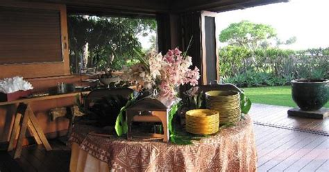 small wedding dinner ideas how about a small simple buffet at monterre vineyards